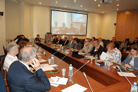 Meeting of Scientific Council for Comparative Education