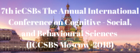 Registration at the ICCSBS Moscow-2018