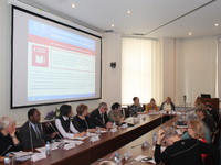The joint meeting of UNESCO Chair on Global Education and th...